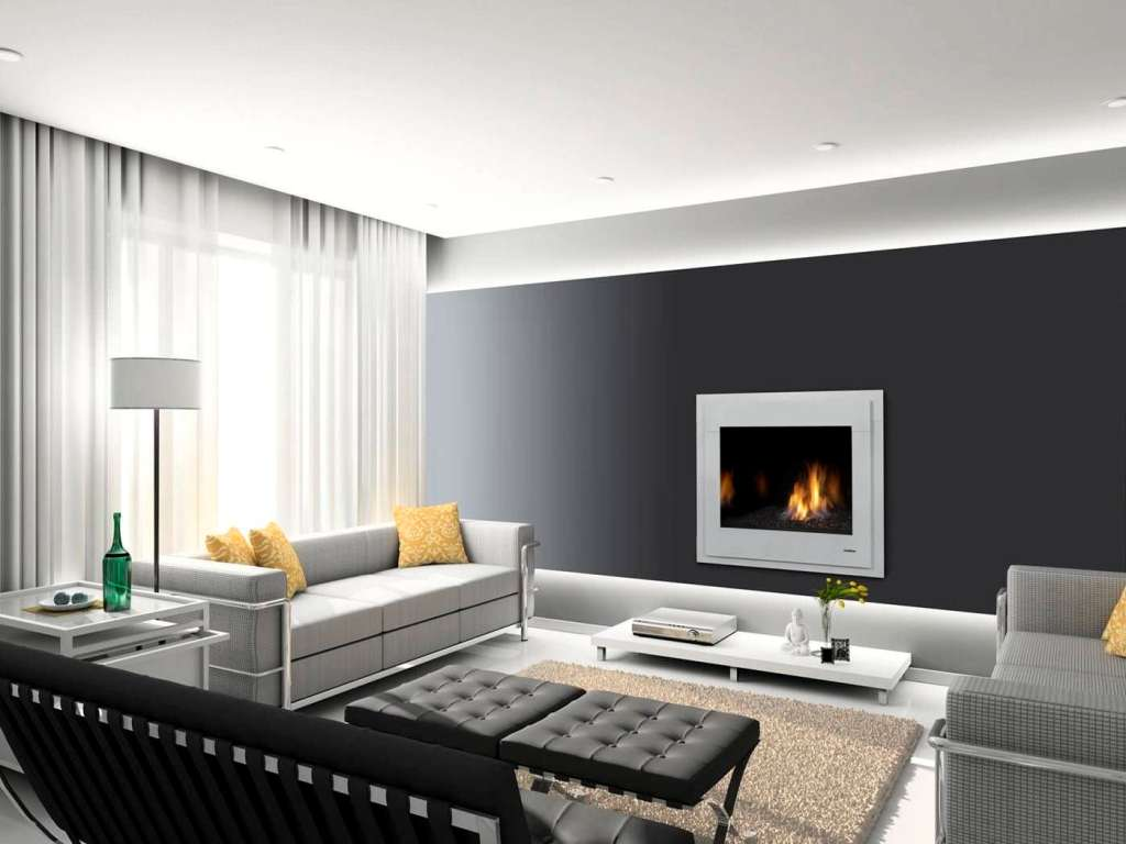 benefits of electric fireplace