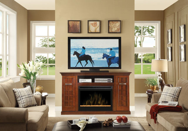 choosing the right electric fireplace