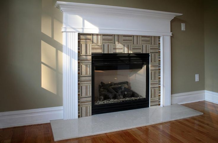 electric fireplace is a popular trend