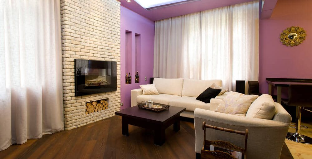 installing electric fireplace