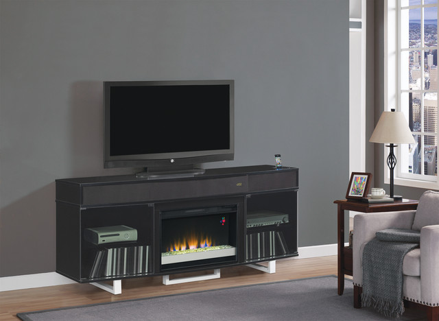 using an electric fireplace