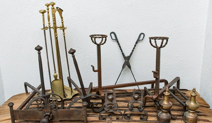 set fireplace northline express antique sets piece rust f weight xlg tools heavy tool