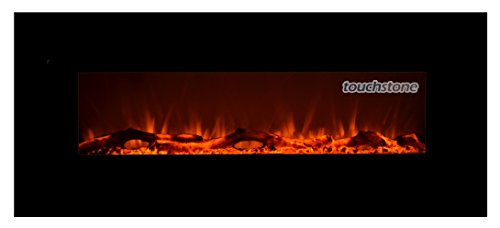 Touchstone 80001 Onyx® Wall Mounted Electric Fireplace