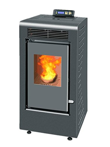 Nextstep Freestanding Electric Fireplace Pellet Stove Heater