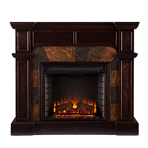 ​Cartwright Convertible Electric Fireplace – Classic