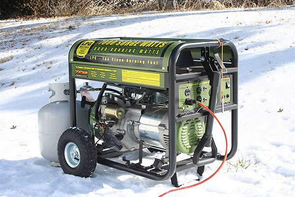Image result for propane generator