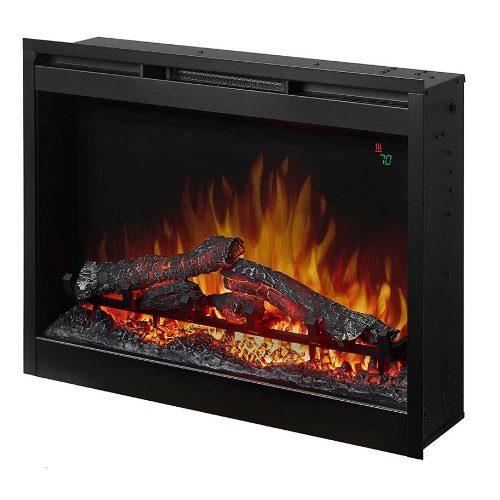 menards electric fireplace