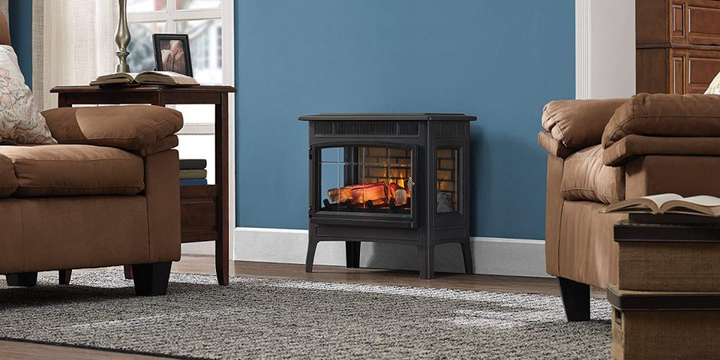 Duraflame Dfi 5010 01 Infrared Quartz Fireplace Stove Review 2019