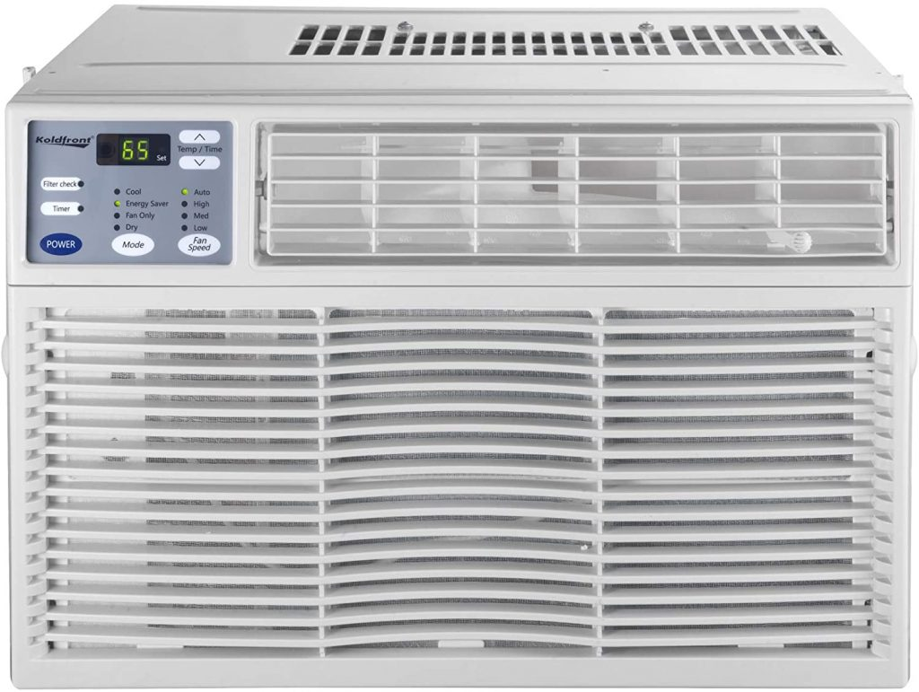 Koldfront 6,050 BTU Window Air Conditioner